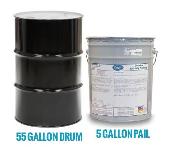 55 Gallon Drum and 5 Gallon Pail